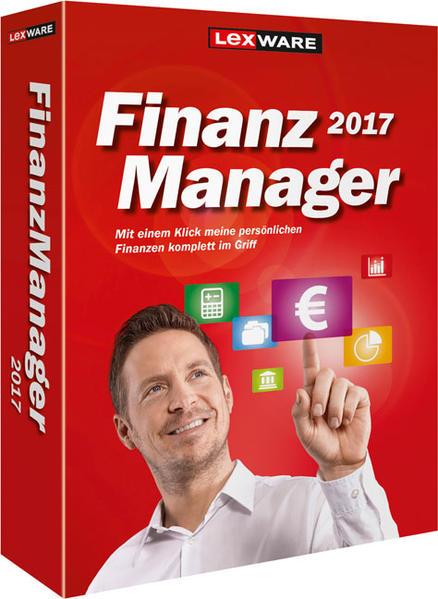 Lexware FinanzManager 2017 - Coverbild