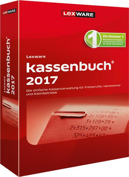 Lexware kassenbuch 2017 - Coverbild