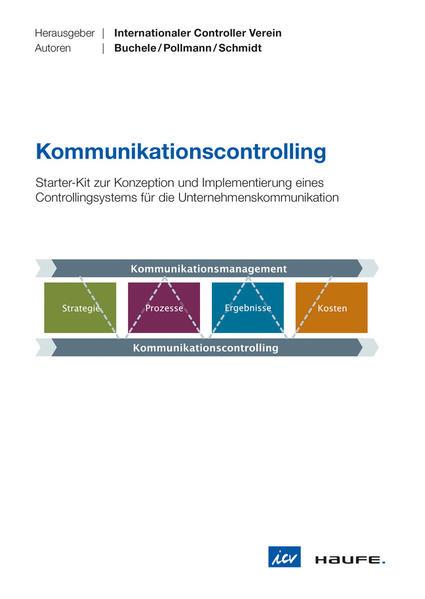 Kommunikationscontrolling - Coverbild