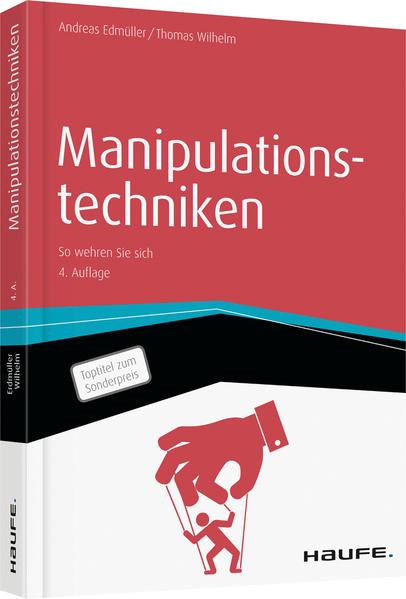 Manipulationstechniken - Coverbild