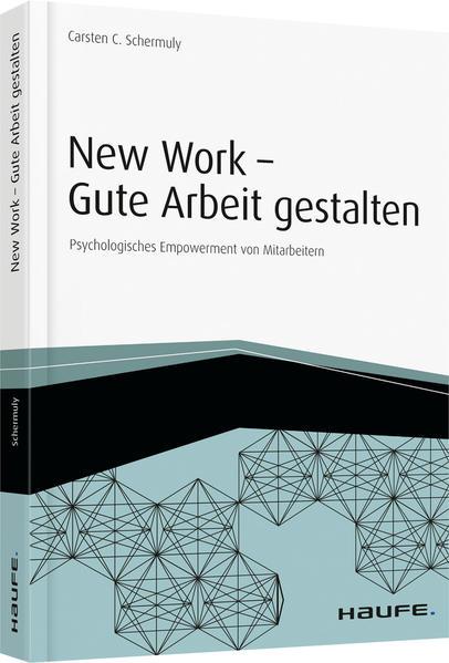 New Work - Gute Arbeit gestalten - Coverbild