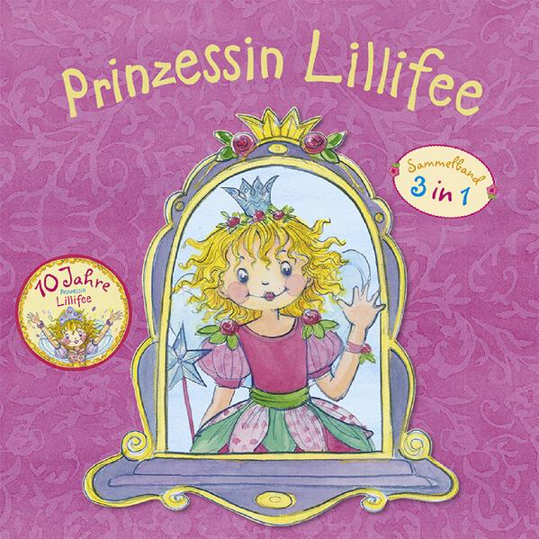 Prinzessin Lillifee Jubiläumsband - Coverbild