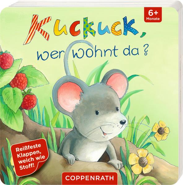 Kuckuck, wer wohnt da? 978-3649669043 von Coppenrath EPUB PDF