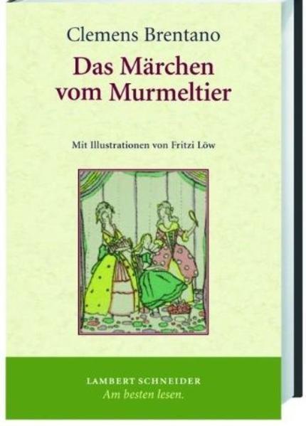 Das Märchen vom Murmeltier - Coverbild