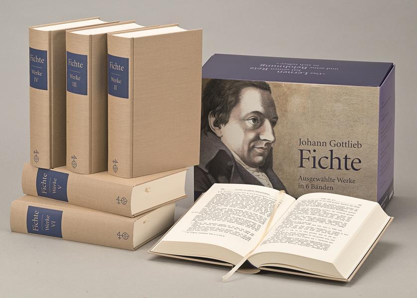 Ausgewählte Werke in 6 Bänden - Coverbild