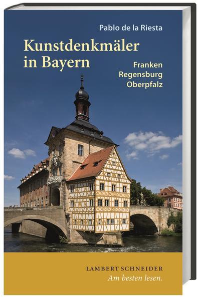 Kunstdenkmäler in Bayern - Coverbild