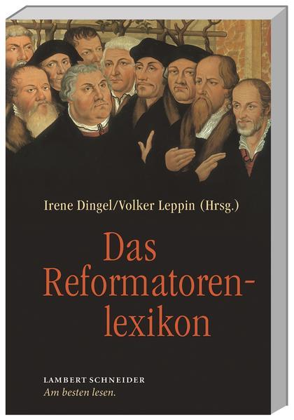 Das Reformatorenlexikon - Coverbild
