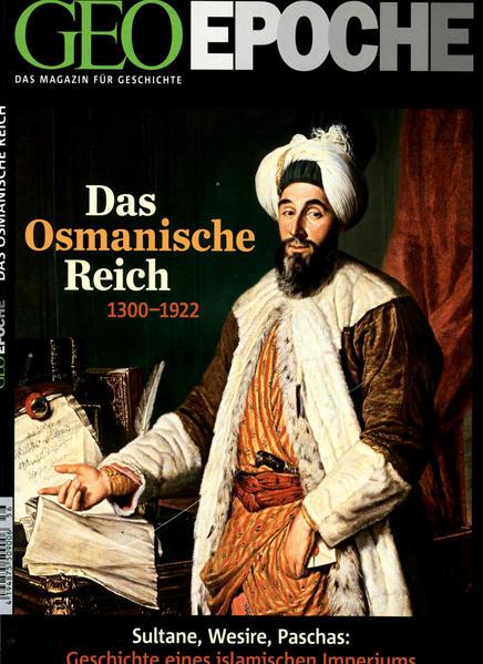 GEO Epoche / GEO Epoche 56/2012 - Das Osmanische Reich - Coverbild