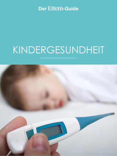 Kindergesundheit (ELTERN Guide) - Coverbild