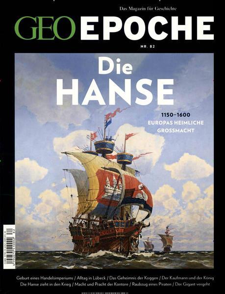 GEO Epoche / GEO Epoche 82/2016 - Coverbild