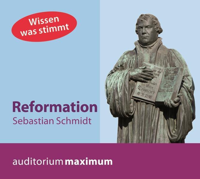 Reformation - Coverbild