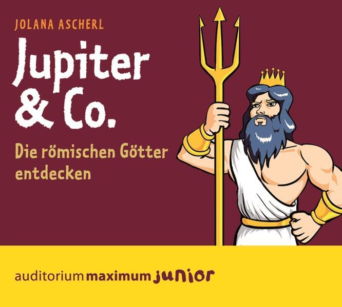 Jupiter & Co. - Coverbild