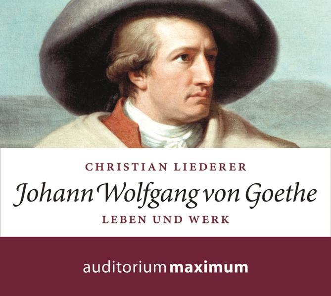 Johann Wolfgang von Goethe - Coverbild