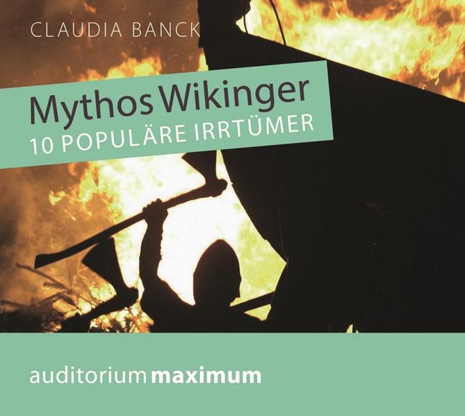 Mythos Wikinger - Coverbild