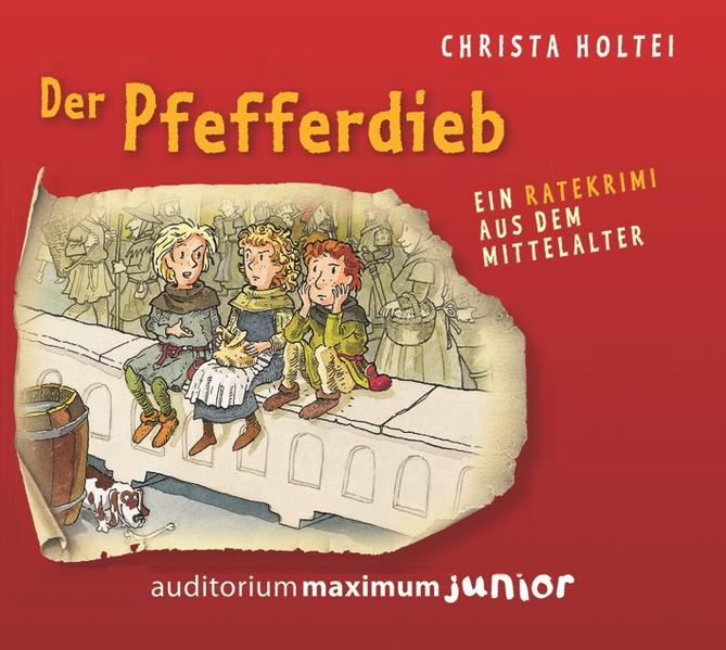 Der Pfefferdieb - Coverbild