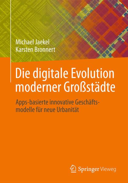 Die digitale Evolution moderner Großstädte Laden Sie PDF-Ebooks Herunter