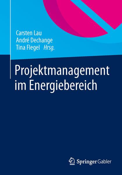 Projektmanagement im Energiebereich - Coverbild