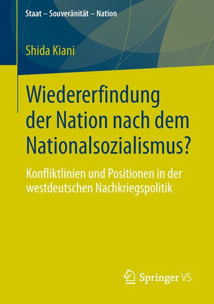 Wiedererfindung der Nation nach dem Nationalsozialismus? - Coverbild