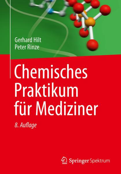 Chemisches Praktikum für Mediziner - Coverbild