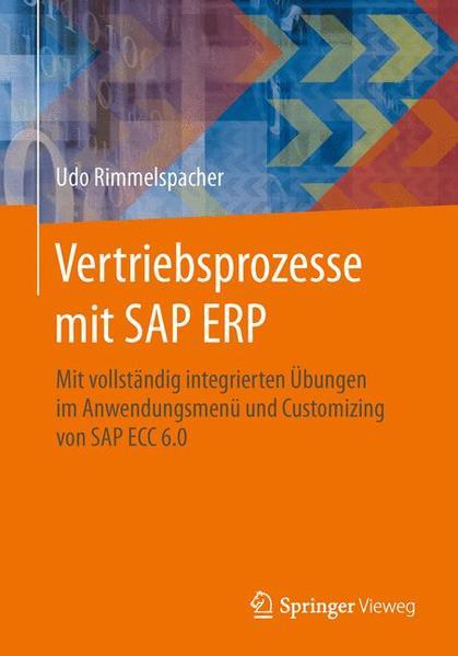 Vertriebsprozesse mit SAP ERP - Coverbild