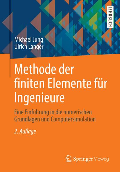 Methode der finiten Elemente für Ingenieure - Coverbild