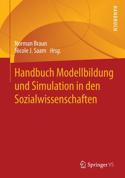 Handbuch Modellbildung und Simulation in den Sozialwissenschaften - Coverbild