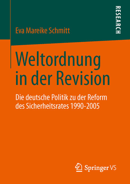 Weltordnung in der Revision - Coverbild