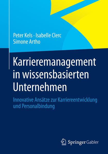 Karrieremanagement in wissensbasierten Unternehmen - Coverbild