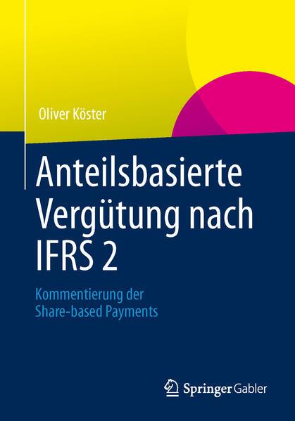 Anteilsbasierte Vergütung nach IFRS 2 - Coverbild