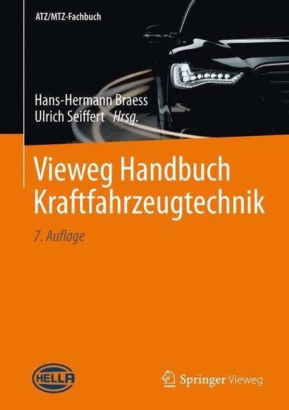 Vieweg Handbuch Kraftfahrzeugtechnik - Coverbild