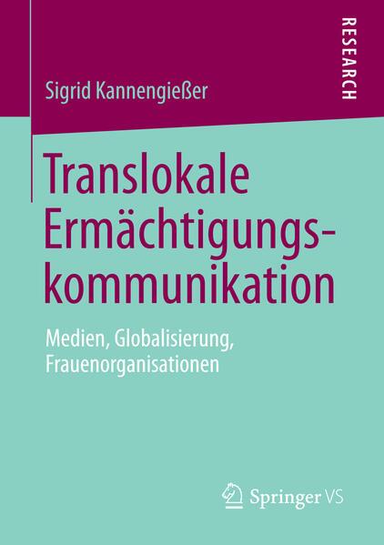 Translokale Ermächtigungskommunikation - Coverbild