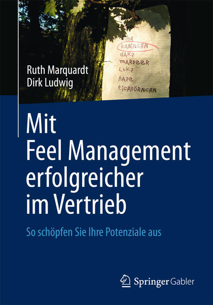 Mit Feel Management erfolgreicher im Vertrieb - Coverbild