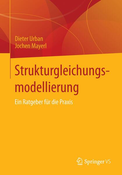 Strukturgleichungsmodellierung - Coverbild