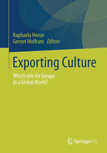 Exporting Culture - Coverbild