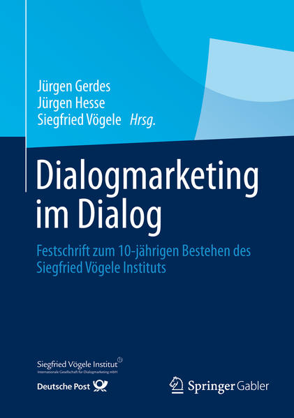 Dialogmarketing im Dialog - Coverbild