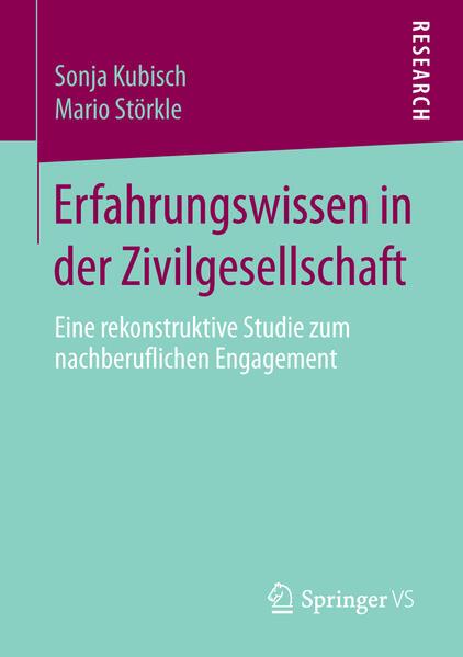 Erfahrungswissen in der Zivilgesellschaft - Coverbild