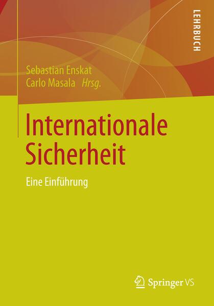 Internationale Sicherheit - Coverbild