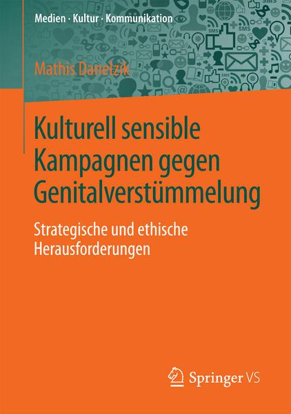 Kulturell sensible Kampagnen gegen Genitalverstümmelung - Coverbild