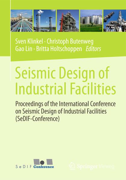 Seismic Design of Industrial Facilities - Coverbild