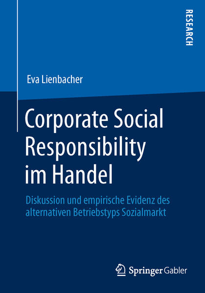 Corporate Social Responsibility im Handel - Coverbild