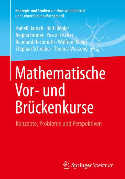 Mathematische Vor- und Brückenkurse - Coverbild