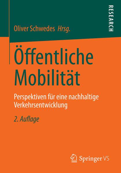 Öffentliche Mobilität - Coverbild