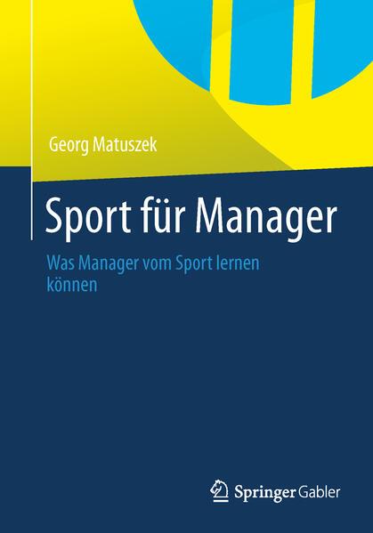 Sport für Manager - Coverbild