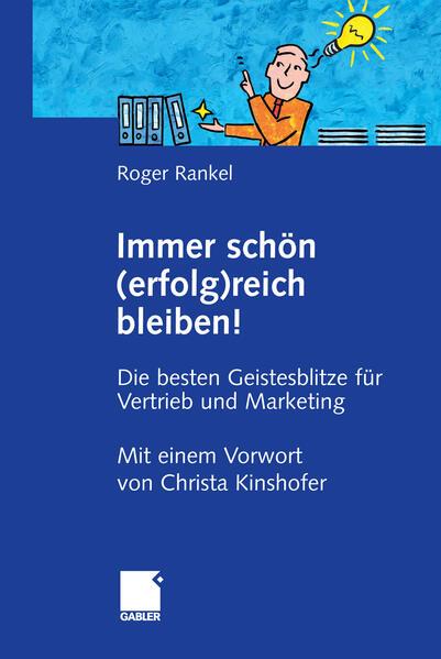 Immer schön (erfolg)reich bleiben! - Coverbild
