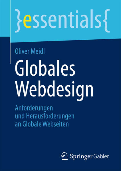 Globales Webdesign - Coverbild