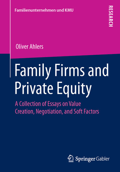 Family Firms and Private Equity - Coverbild