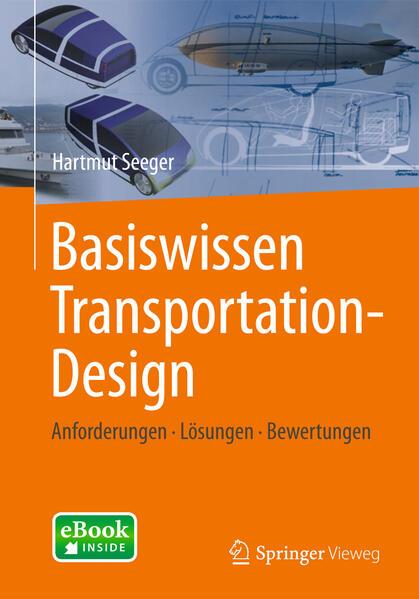 Basiswissen Transportation-Design - Coverbild