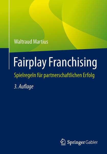 Fairplay Franchising - Coverbild
