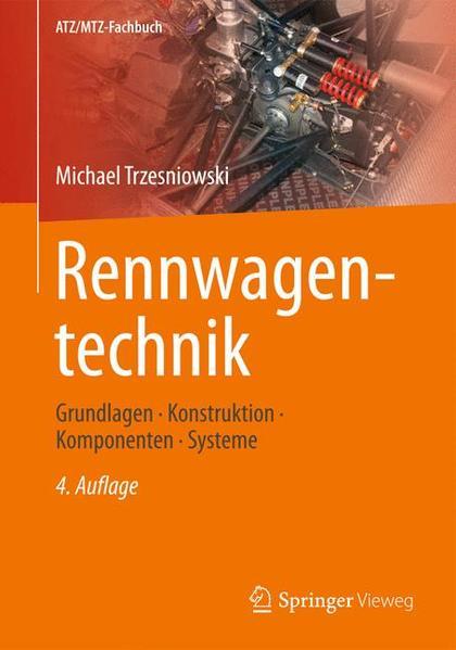 Rennwagentechnik - Coverbild