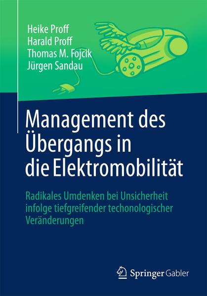 Management des Übergangs in die Elektromobilität - Coverbild
